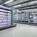Kühlabteilung